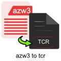 azw3-to-tcr-converter