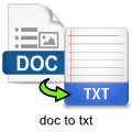 doc-to-txt-converter