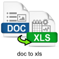 doc-to-xls-converter