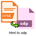 html-to-odp-converter