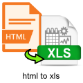 html-to-xls-converter