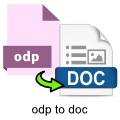 odp-to-doc-converter