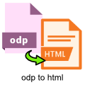 odp-to-html-converter