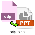 odp-to-ppt-converter