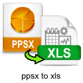 ppsx-to-xls-converter