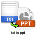 txt-to-ppt-converter