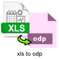 xls-to-odp-converter