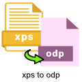 xps-to-odp-converter