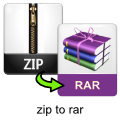 zip-to-rar-converter